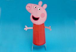 Caixa Peppa Pig